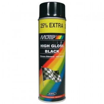 Noir brillant 150 ml