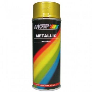 Peinture métallisée Or 400 ml